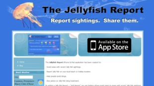 Jellyfish Reports App